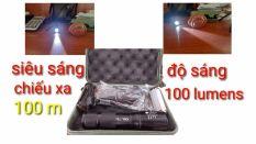 đèn pin siêu sáng chất liệu hợp kim nhôm cao cấp, cô 5 chế độ sáng, thiết kế nhỏ gọn. đèn pin mini