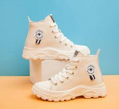 Giày Bốt Cao Cổ Bé Trai Và Bé Gái Phong Cách CG22