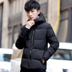 áo khoac phao nam ba lớp trần lông vũ siêu nhẹ mặc bao ấm áp