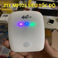 WIFI DI ĐỘNG TRONG NƯỚC VÀ QUỐC TẾ không thể thiếu ZTE MF925- Củ phát wifi mini bỏ túi cực SÀNH ĐIỆU- Phát sóng wifi SIÊU TỐC 4G LTE chuẩn 150 Mbps cực Mnhj- Pin Khủng 2100 Mah sài 10 tiếng- Siêu phẩm 2019 CỰC CHUẤT
