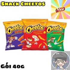 [Lấy mã giảm thêm 30%]Snack Cheetos Poca® Que Giòn vị phô mai/sườn nướng BBQ – Que giòn sườn BBQ