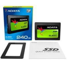 [Nhập LZDEL51 giảm 10% tối đa 200k cho đơn 99k] Ổ cứng SSD ADATA SU650 Sata III 3D-NAND 2.5 inch 240GB