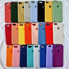 [CHỐNG BẨN] _ Ốp lưng Silicon Apple dành cho Iphone – Siêu Bền Không Bám Bẩn – Giao màu ngẫu nhiên