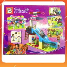 Đồ Chơi Noel – Lắp Ghép Friends 1151 – Đồ Chơi Trẻ Em Toy Mart