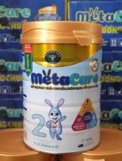 (GIÁ SỐC) Sữa bột Metacare 2 900g (Cam kết Chính Hãng, Date mới)