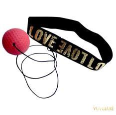 Bóng Luyện Phản Xạ Võ Thuật Đeo Đầu-Boxing Ball Headband