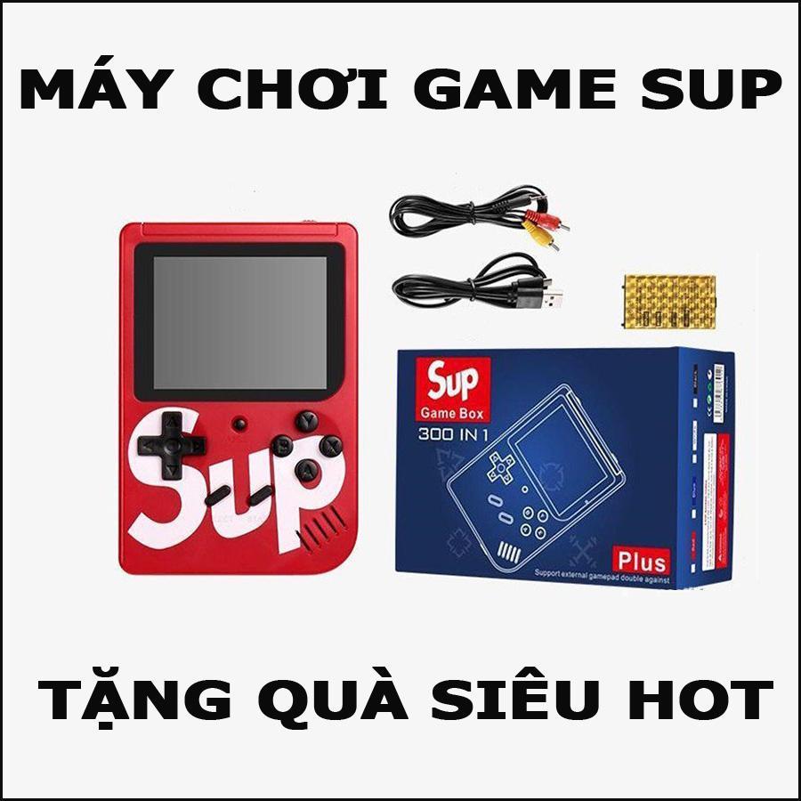 Máy chơi GAME SUP 400 TRÒ CHƠI MINI Cầm Tay [TẶNG giá đỡ điện thoại hình Con Voi] Cực HOT