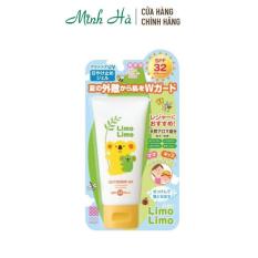 Kem chống nắng cho mẹ và bé Meishoku Limo Limo Outdoor UV SPF32/PA+++ 50g
