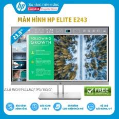 Màn hình HP EliteDisplay E243 (23.8 Inch/FULLHD/60Hz/5Ms-1FH47AA) – Hàng Chính Hãng