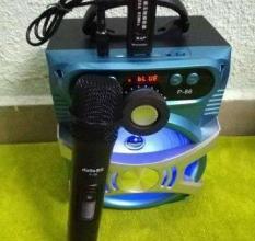 (Xã Kho – GIá Cực Sốc) Micro không dây V10 Hàng Fullbox