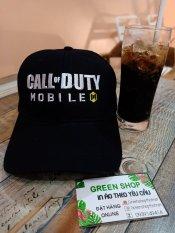 Nón kết thời Trang Call of Duty Cao Cấp Mũ Lưỡi Trai Thêu Tại Thop