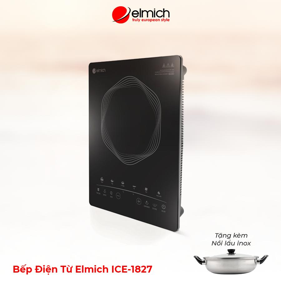 Bếp điện từ Elmich ICE-1827
