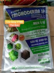Nấm Trichoderma sp chất lượng cao Chuyên dùng ủ vỏ cà phê, rơm rạ, thân và xác bã thực vật, phân bò, bánh dầu, xác bã động vật cũng như dùng để ủ phân cá và phân trùn quế