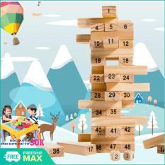 Đồ chơi rút gỗ, đồ chơi rút gỗ loại lớn, phân loại cỡ lớn – cỡ nhỏ- An toàn khi sử dụng
