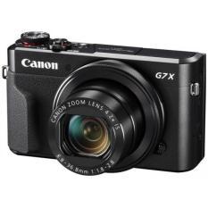 Máy ảnh Canon PowerShot G7X Mark II Mới 100% (Hàng Canon Lê Bảo Minh) – Tặng túi, thẻ 16G