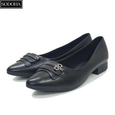 Giày Búp Bê Đính Nơ Siêu Đáng Yêu SODOHA SDH2216