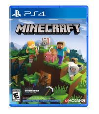 Đĩa Game PS4 : Minecraft Starter Collection
