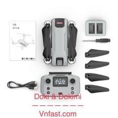 Flycam MJX V6 – ooh ooh V6 – góc Camera gập ngẩng 180 độ