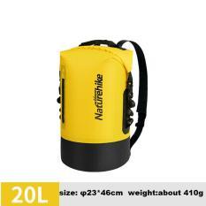 Túi khô NatureHike 20L NH18F031-S Thiết kế dáng balo chống nước