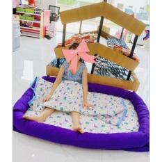Bộ nệm và mền PediaSure cho bé giấc ngủ ngon hàng chất lượng giá khuyến mãi siêu rẻ