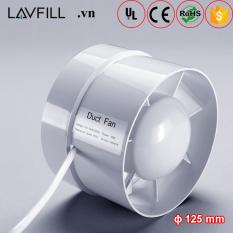 Quạt thông gió đường ống đồng trục LAVFILL LFI-09S; LFI-11S; LFI-13S