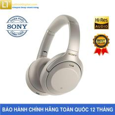 Tai nghe Bluetooth Sony WH-1000XM3 (Vàng kim)-Hãng phân phối chính thức