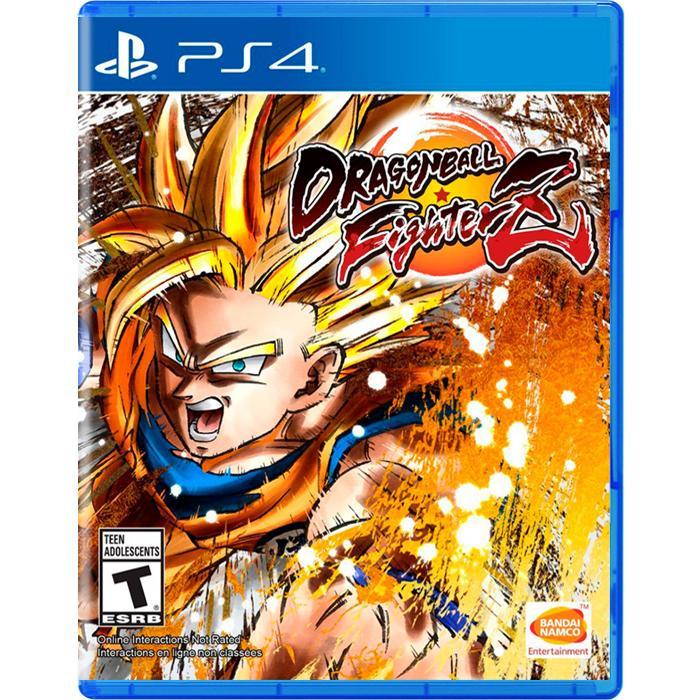 Đĩa Game Dragon Ball FighterZ cho PS4 - Hệ US