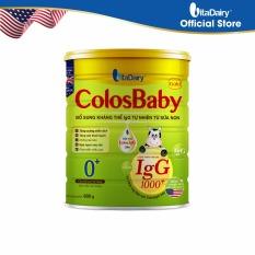 Sữa non COLOSBABY GOLD 0+ 800G