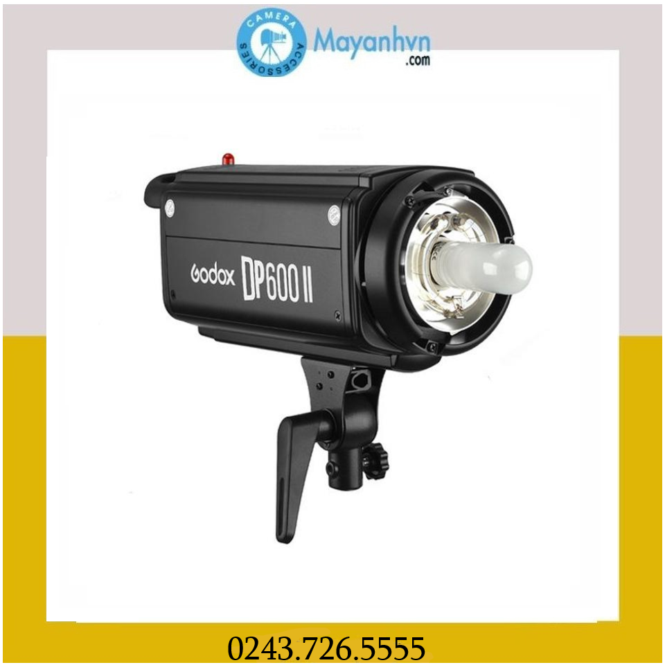 Đèn Studio Godox DP-600 II