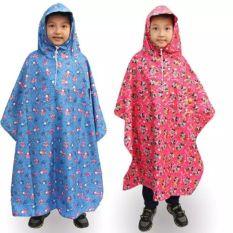 Áo mưa trẻ em vải dù cao cấp