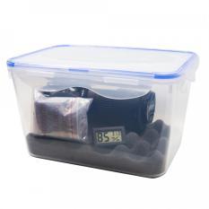 Combo hộp chống ẩm Máy Ảnh YN 5Lít- Yano Store