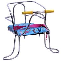 GHẾ NGỒI XE ĐẠP CHO BÉ – Ghế ngồi xe đạp đơn cho bé- ghế ngồi xe đạp có đai an toàn cho bé