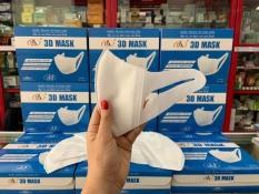 Hộp 50c khẩu trang 3D Mask Nam Anh – hàng chính hãng