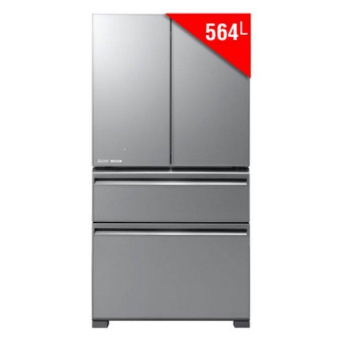 Tủ lạnh Mitsubishi Electric 564 lít MR-LX68EM-GSL-V