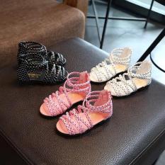 Sandal dây xinh cho bé gái hàng Quảng châu