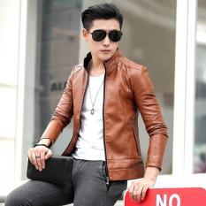 Áo Khoác Da Nam Black Leather siêu hót Cao Cấp kỳ_duyên shop p1