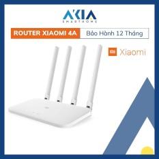 Bộ Phát WiFi Xiaomi Router 4A Siêu Mạnh 2 Băng Tần 2.4G 5G – Bản Quốc Tế