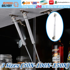 【Trong 24h gửi hàng】Thanh Chống Thủy Lực cửa tủ inox piston 50N 100N Dụng cụ sửa chữa nhà bếp
