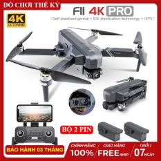 Flycam SJRC F11 4K PRO ( F11S ), Camera 4K, Chống rung 2 trục, Thời gian bay lên tới 25 phút – BẢO HÀNH 3 THÁNG