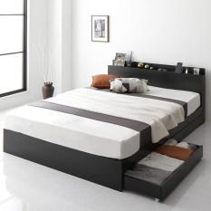 Giường ngủ gỗ công nghiệp cao cấp Ohaha-075