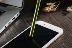 Bút cảm ứng 2 đầu sang trọng cho điện thoại và máy tính bảng