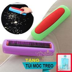 Dụng cụ lăn sạch bụi bẩn, lông, tóc. Tặng 1 Túi lưới có móc treo