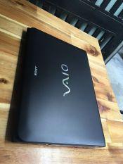 Laptop cũ Sony vaio SVE14, i3 3110M, 4G, 320G