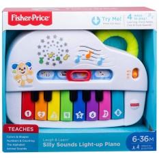 MYKINGDOM – Fisher Price Đàn piano phát sáng cho bé FYK56
