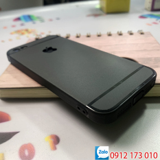 [BỘ SƯU TẬP] Ốp lưng Iphone 5 / 5S nhựa dẻo – Chống sốc – Vân da