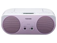 Đài đĩa CD Radio Toshiba TY-C150 – Hàng sản xuất cho thị trường nội địa Nhật chạy điện 100V