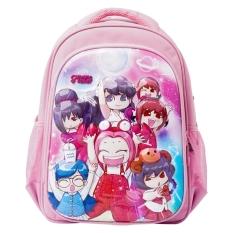 Balo Chống Gù Lớp Học Mật Ngữ My Closet Pink Girlie Dollies