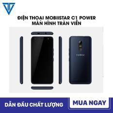 Điện thoại Mobiistar C1 Power Màn hình tràn viền 5.45inch, pin khủng 5.000mAh, Ram 1GB Rom 8Gb mới 100% full box+ Tặng kèm ốp lưng