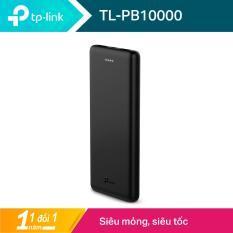 Pin sạc dự phòng 10000mAh nhanh, mỏng và nhẹ – TP-Link PB10000