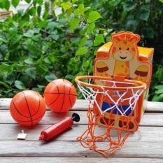 Bộ bóng rổ mini cho bé